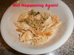 Ramen Noodle Upgrade