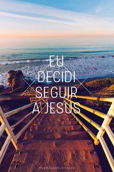 Eu decidi seguir a Jesus. Caminho, verdade e vida My Jesus, Jesus Christ, Jesus Sketch, Conditional Love, Now Faith Is, Abba Father, Bible Verse Wallpaper, Jesus Freak, Jesus Loves Me