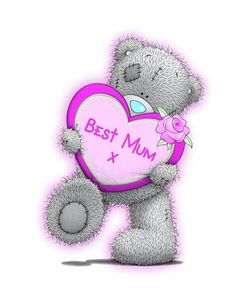 tatty teddy bear best mum