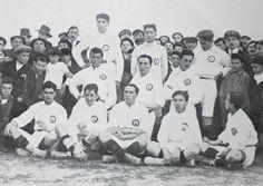 REAL MADRID CLUB DE FÚTBOL, 1917.