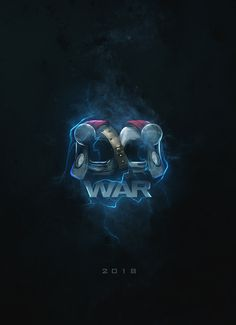 Collection of Avengers: Infinity War posters by Boss Logic – Thor.