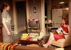 Peggy Olsen's apartment
