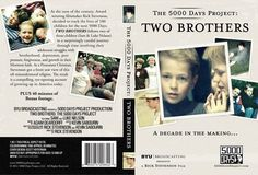 Two Brothers-A movie to air Oct.30th, 2011 on BYUTV