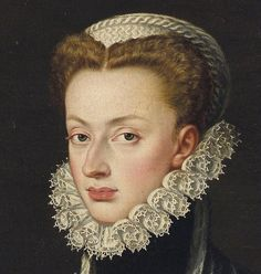 Sofonisba Anguissola - Archduchess Johanna von Austria, detail head | Flickr - Photo Sharing!