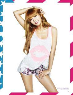 Hyuna ginger look Hyuna Hyunseung, Hyuna Kim, South Korean Girls, Korean Girl Groups, Asian Woman, Asian Girl, Moda Kpop, Angelababy, Korean Model