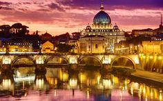 Rome City in Italy is considered as one of the most famous destinations in the World. Let's see the 10 best places that everyone should visit! Top 10 Honeymoon Destinations, Amazing Destinations, Travel Destinations, Honeymoon Spots, Vacation Spots, Rome Travel, Italy Travel, Travel Usa, Travel Europe