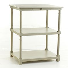 Wisteria - Furniture - Side Tables & Pedestals -  Colonial Column Side Table - 329.00
