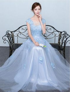 c1090aedd475 Vintage Inspired Lace Formal Prom Dress