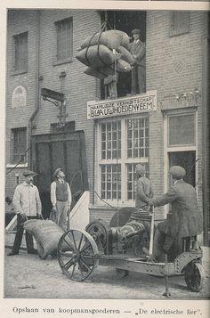 elektrische lier a pm 1920 | Flickr - Photo Sharing!
