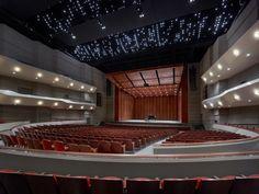 Galeria de Centro de Artes Performativas Wagner Noël / Bora Architects + Rhotenberry Wellen Architects - 12