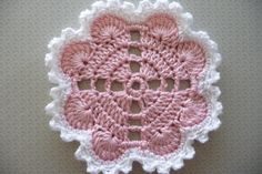 Hearts Around Doily By Terri Kroupa - Free Crochet Pattern - (ravelry)