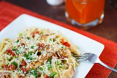 The Best Creamy Chicken Pasta Resipe  by lovekeil