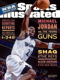 uk availability 6e3cf c14b8 SI Cover Michael Jordan Poster, Michael Jordan Chicago Bulls, Michael Jordan  Washington Wizards,