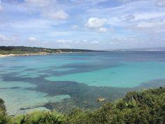 Spiaggia bombarde / nice Colors in Sardegna Alghero