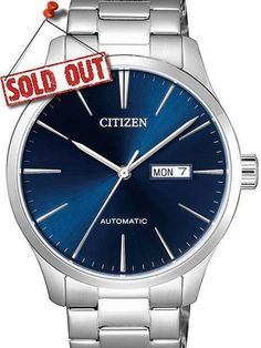 Men's Citizen Automatic Watch NH8350-83L is a handsome blue-dial dress watch that comes with an automatic movement. Top Review: Best Men's Blue Dial Dress Watch Under $200 - Shop at Stylizio for luxury designer handbags, leather purses and wallets. Women's and Men's watches, jewelry, sunglasses and other accessories. Fine gold and 925 sterling silver rings, necklaces, earrings. Gift ideas for women and men! #menswatchesunder$200 #mensaccessorieswallet #walletsforwomen #mensaccessoriesring