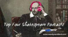 Promo WordyNerdBird Shakespeare Podcasts