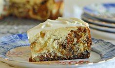 Restaurant Copycat Recipes--  Cheesecake Factory's Carrot Cake Cheesecake