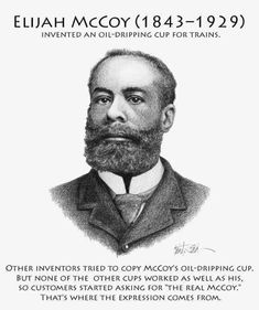 """""""The Real McCoy"""" #history"""
