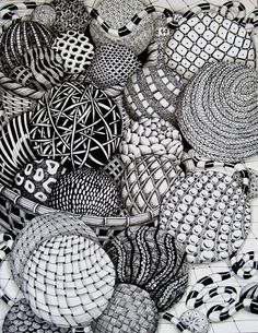"I want to have ""Zentangle Books"" instead of, or on top of sketch books for my students, and teach them how to zentangle at the beginning of the year. So that way if they finish early, or they're having a really bad day, I can have them pull out their Zentangle book and work silently."