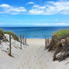 Howes Beach, Cape Cod, Massachusetts