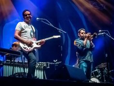 Calexico live @ A Summer's Tale Festival 2015