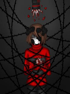 Thorns of Murder[Rosetale] by CNeko-chan.deviantart.com on @DeviantArt
