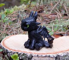 Toothless baby,  Toothless Night Fury, sculpture dragon, how to train your…