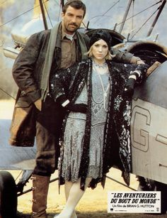 Bess Armstrong & Tom Selleck High Road to China