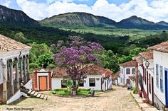 Serra de São José - Tiradentes -Minas Gerais - Brasil