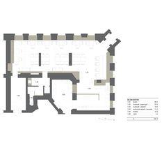 Nejen Bistro,Floor Plan