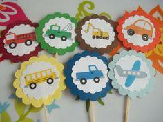 Transportation Party Decoration Ideas