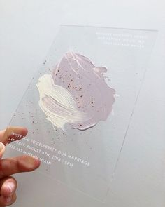 EYI Love - Modern, Minimalist Wedding Stationery, Foil Prints Calligraphy and sometimes, there's no paper or pressing involved at all 🎨 // screen printed enamel ink and hand painted acrylic for a pastel modern Miami art museum wedding. Wedding Cards, Wedding Day, Trendy Wedding, Wedding Venues, Luxury Wedding, Gold Wedding, Elegant Wedding, Rustic Wedding, Dream Wedding