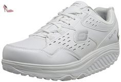Skechers  Shape-ups 2.0 Perfect Comfort, Sneakers basses femmes - Blanc - Blanc (Wsl), 39 EU - Chaussures skechers (*Partner-Link)