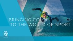 Bringing color to the world of sport