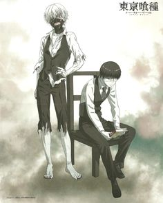 Download Tokyo Ghoul: Why Did You Have to Change? (2006x2510) - Minitokyo
