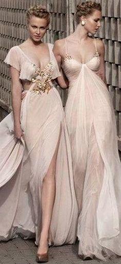 Galia Lahav Goddesses Dresses