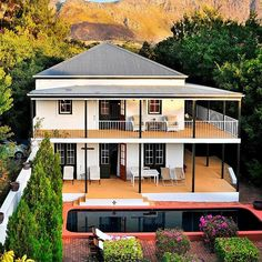 BONUS: it's located in the culinary capital of #SouthAfrica 🙌 #hotelgoals = Akademie Street Boutique Hotel and Guest House, now bookable on TripAdvisor.