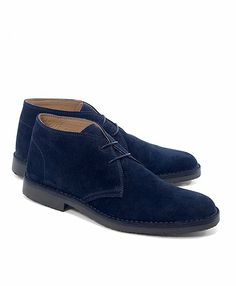 2f3656dd9d2 Brooks Brothers - Blue Peal   Co.® Chukka Field Boots for Men - Lyst