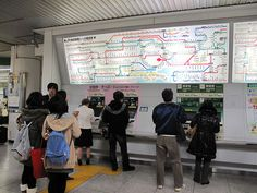 Japanese Train Route Finder - Japan Talk