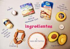 Empanadas de Chorizo y Queso Sula