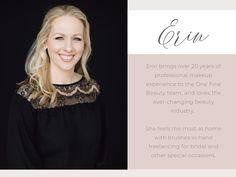 Erin K. How Beautiful, Beautiful Bride, Makeup Services, Professional Makeup Artist, Beauty Industry, True Beauty, Love Photography, Bridal Makeup, My Girl