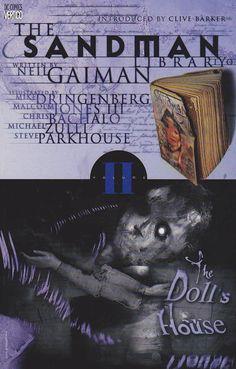 Sandman The Doll's House 2a Mint $36.00