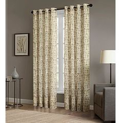 Madison Park™ Piccadilly Window Treatment at www.younkers.com