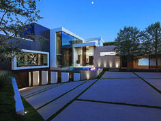 Stunning Beverly Contemporary - 1201 Laurel Way | Beverly Hills