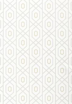 PRESCOTT, Pearl White, T1869, Collection Geometric Resource from Thibaut