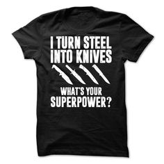 KNIFE MAKING T-Shirts, Hoodies. Get It Now ==►…