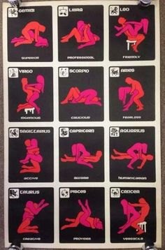 Positions for and sex pisces aquarius