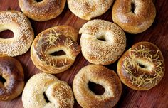 Iconic American Foods Everyone Should Try~ Bagels