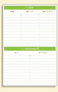 Free Printable To Do Lists