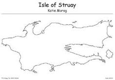 katie morag island map Island Map, Island Life, Primary Classroom, Primary School, Katie Morag, Spring Term, Great Fire Of London, Primary Resources, Sea Theme